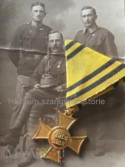Mobilisierungskreuz 1912-1913