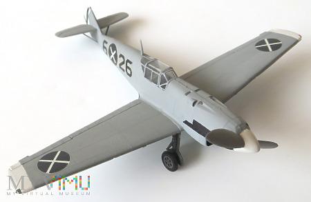 Duże zdjęcie Samolot myśliwski Messerschmitt Bf 109B (mod 1/72)