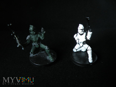 Clone - Commander Gree