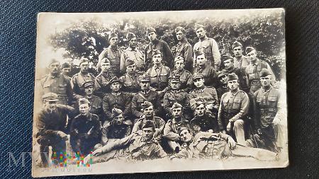 Wojsko II RP - Lublin 22 czerwca 1925 rok