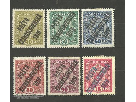 Duże zdjęcie Czechosłowacja II