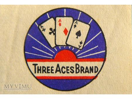 THREE ACES BRAND