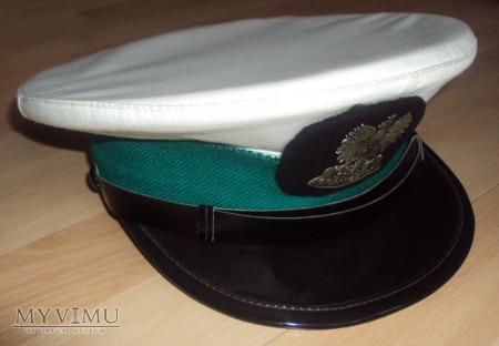 Czapka letnia podoficera SG (morski oddział, 2002)