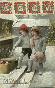 Merry Christmas - 1915 r.