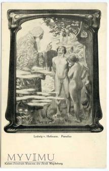 Ludwig v. Hofmann - Raj
