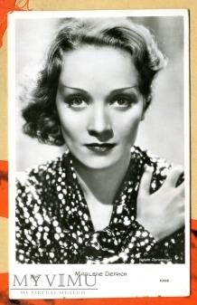 Marlene Dietrich SHANGHAI Lily EDUG 1068 Francja