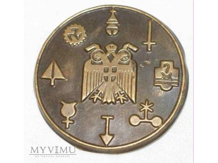 Duże zdjęcie Stara odznaka Niemcy