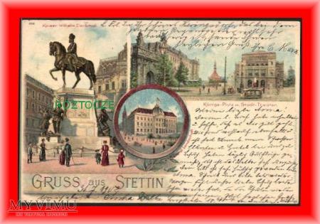 SZCZECIN Stettin