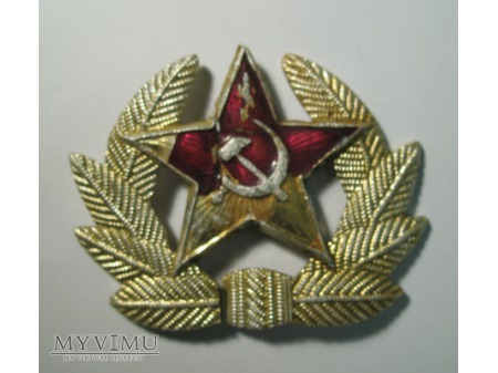Duże zdjęcie WIENIEC Z GWIAZDĄ ZSRR