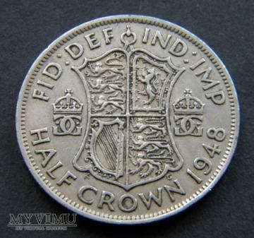 Half Crown 1948
