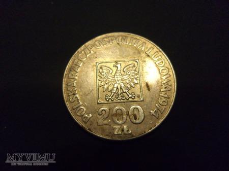 200 zł XXX-lecie PRL