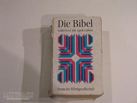 Biblia niemiecka