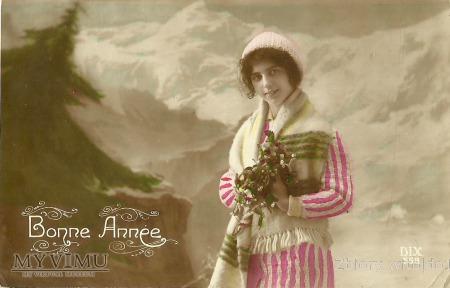 Bonne Annee - Francja