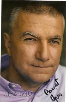 Autograf od Pawła Grasia