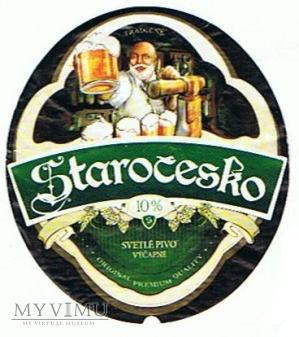 staročesko svetlé pivo výčapné