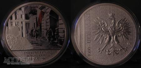 117. 1 sierpnia 1944. Powstanie Warszawskie
