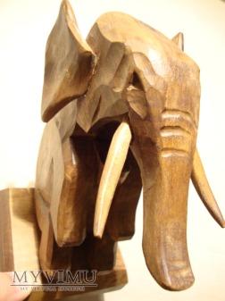 Słoń - dziadek do orzechów