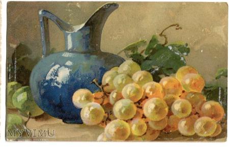 Catharina C. Klein Owoce Fruit Memel 1909