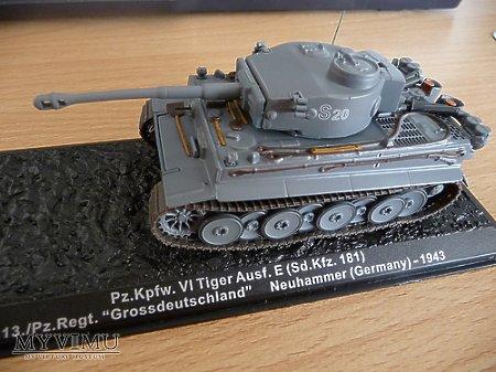 Duże zdjęcie Pz. Kpfw. VI Tiger Ausf.