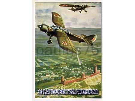 80. lat Lotnictwa Polskiego, LWS-3 Mewa