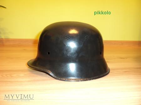 hełm niemiecki M 34(policyjny)
