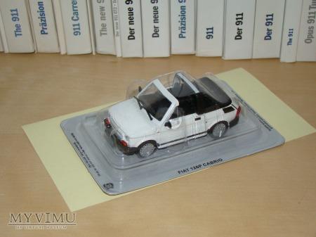 FIAT 126P CABRIO