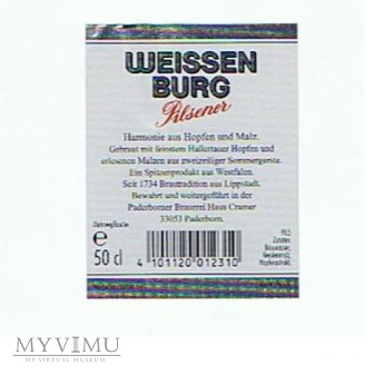 weissenburg pilsener