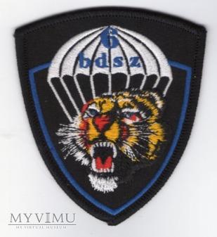 Oznaka 6 batalion desantowo-szturmowy 6BDSz