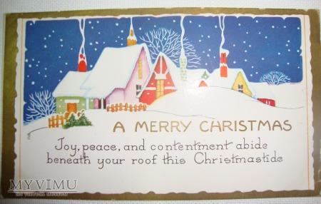 1927 Wesołych Świąt