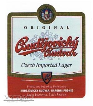 budějovický budvar czech imported lager