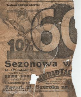 "Duże zdjęcie 04 ""Gazeta Toruńska - Codzienna"" lipiec 1914"