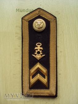 BW - oznaka stopnia - oberbootsmaan
