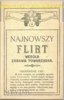 Najnowszy flirt... [Reprint]
