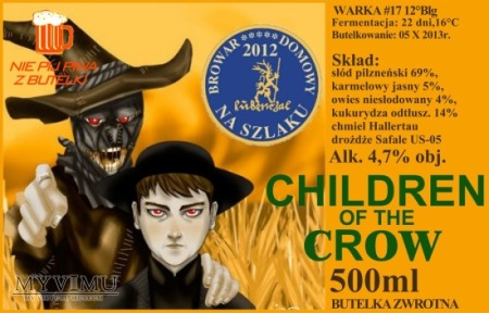 children of the crow