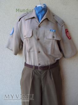 Polski mundur sił pokojowych ONZ