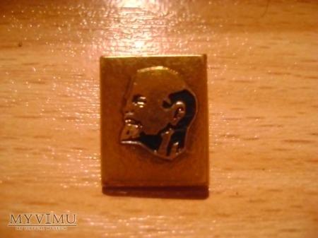 Duże zdjęcie wpinka Lenin