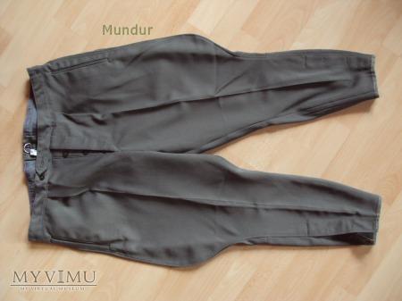 NVA spodnie bryczesy