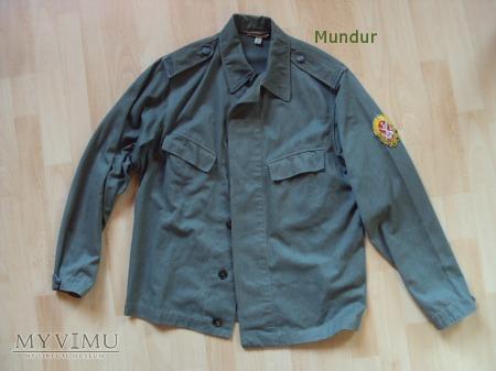 Mundur Gesellschaft für Sport und Technik DDR