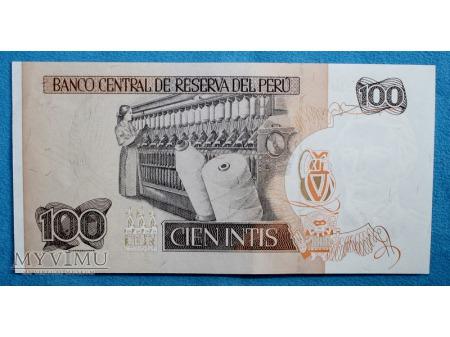 100 Intis 1987