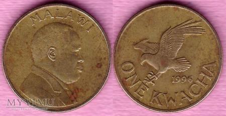 Malawi, ONE KWACHA 1996