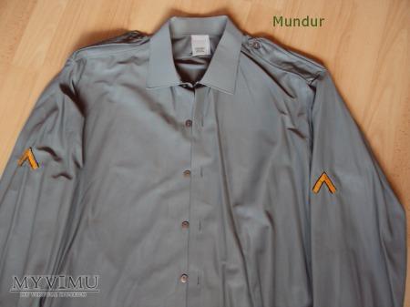 Szwajcarski koszula kaprala