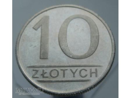 10 zł, 1984 rok.