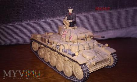 Duże zdjęcie Panzerkampfwagen II PzKpfw II Ausf. F