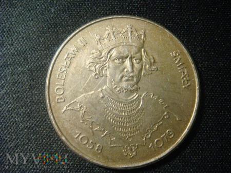 50 złotych 1981 Bolesław II Śmiały