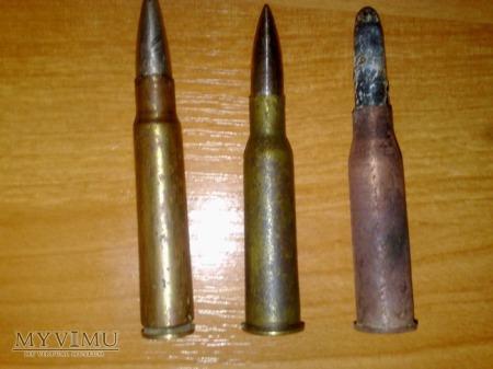 Pociski Mauser , Mosin , Mannlicher