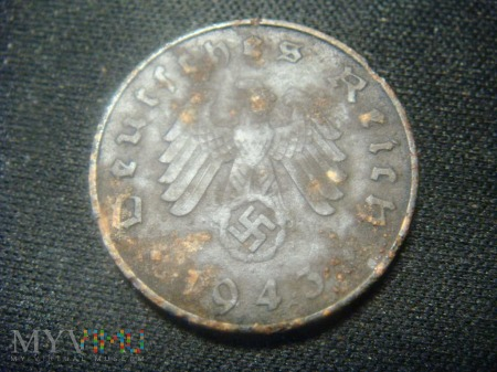 10 pfennig 1943 III Rzesza
