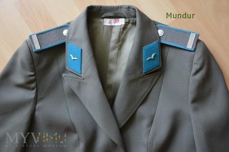 Mundur kobiecy Luftstreitkräfte DDR - gefreiter