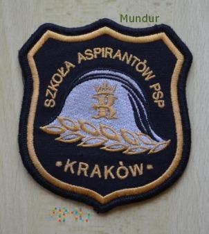 Emblemat: Szkoła Aspirantów PSP Kraków