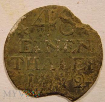 48 EINEN THALER 1772