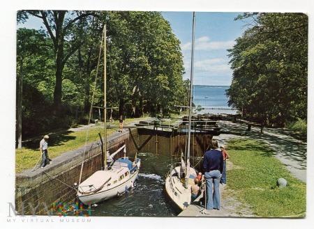 Motala, Szwecja Borenshults slussar 1970-80